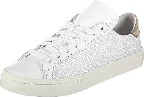 Ftwr Scarpa White Courtvantage Adidas W wqnWHRzH1