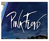 Pink Floyd British Rock band Logo Album cover silhouette car truck laptop window decal sticker white - Sticker Graphic - Auto, Wall, Laptop, Cell