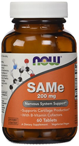 NOW SAMe 200 60 Tablets