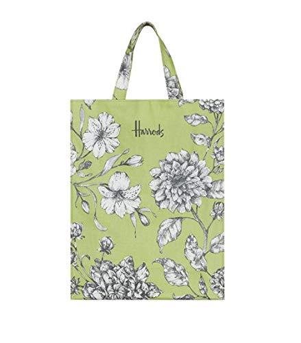 2b322e11ceb414 Amazon.com: Harrods of London England Sorrento Botanical Medium Shopper Bag:  Kitchen & Dining