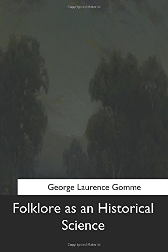 Folklore as an Historical Science pdf