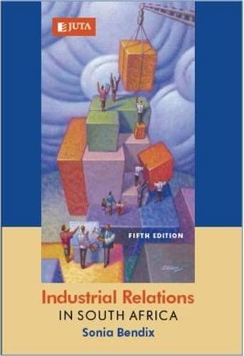 Industrial Relations in South Africa PDF