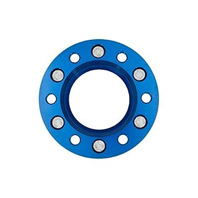 Spidertrax WHS007 Blue Wheel Spacer Kit: Automotive