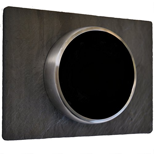 Faceplate Cover Candy - Nest Wall Plate Trim Cover - Slate Stone (6 x 4 7/16 Inches)