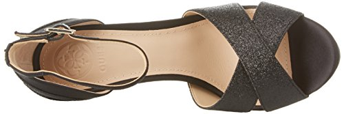 Sandal Women's Heels Guess Black Footwear Platform Dress ZgB1nHFq