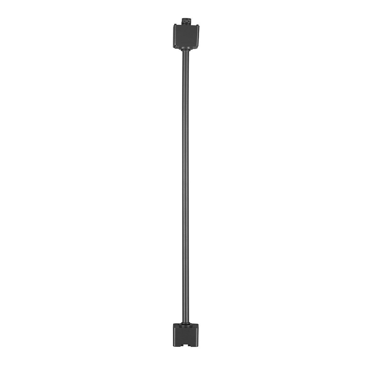 Wac Lighting H18 Bk H Track 18 Extension For Line Low Voltage Wiring Box Walmartcom Fixture Black Home Improvement