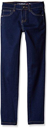 Limited Too Toddler Girls' Skinny Jean, Dark Blue Denim, 3T (Girls Skinny Jeans)