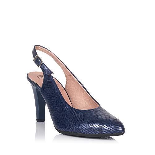 à Talons Pitillos Chaussures Donna 5570 Marino OIOqnTgB