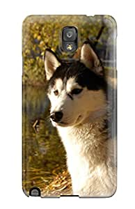 2015 1185884K82857615 Case Cover Galaxy Note 3 Protective Case Animal Wolf