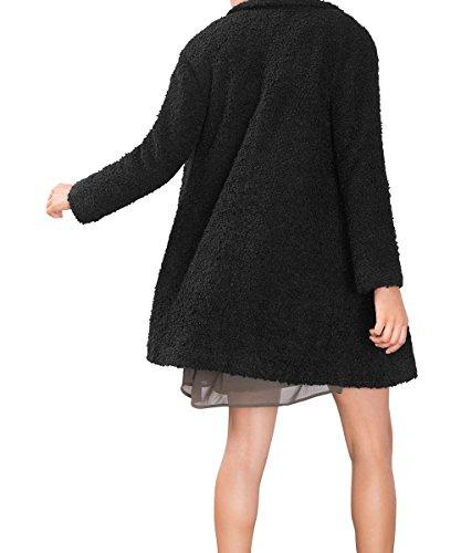 ESPRIT, Abrigo para Mujer Negro (Black 001)