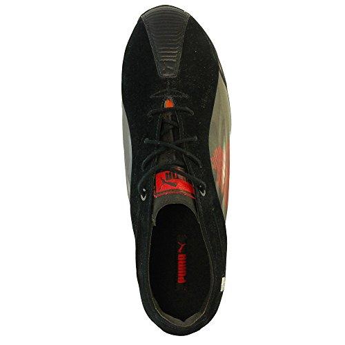 Puma - Kraftek SF blackraven blackrosso corsa - Coleur: Noir-Rouge - Taille: 42.5