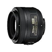 Nikon AF-S DX NIKKOR Lente de 35 mm f /1.8G con enfoque automático para cámaras réflex digitales Nikon