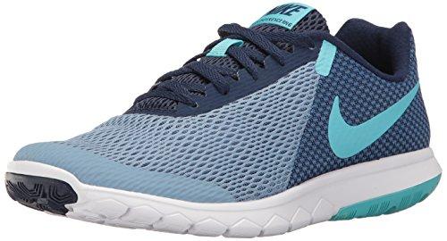 Nike Flex Experience Run 6 - Zapatillas de Entrenamiento Mujer Azul (Work Blue/polarized Blue-binary Blue-whi)