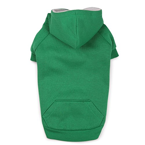 Image of Zack & Zoey Fleece-Lined Hoodie for Dogs, 14