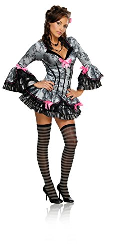 [Marie Antoinette French Kiss Costume (XS)] (French Kiss Costume)