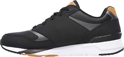 Skechers Mens Et 90 Cropsey Sneaker Noir