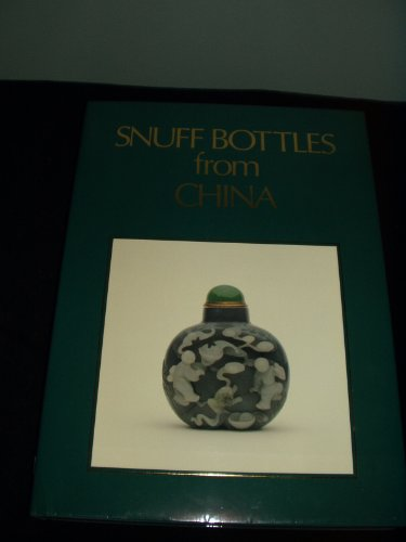 Antique Snuff Bottles - Snuff Bottles from China