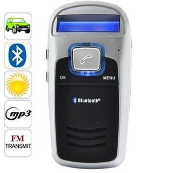 BW Kit de Coche Manos Libres por Bluetooth (funciona con ...