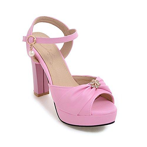 Chaussures Sandales Femmes Sexy de la Plate-Forme