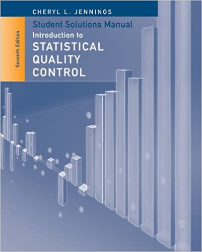 Student solutions manual to accompany introduction to statistical student solutions manual to accompany introduction to statistical quality control 7e 7th edition fandeluxe Images