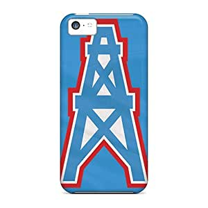 Hot Fashion Lbz10409qZNo Design Cases Covers For Iphone 5c Protective Cases (houston Texans)