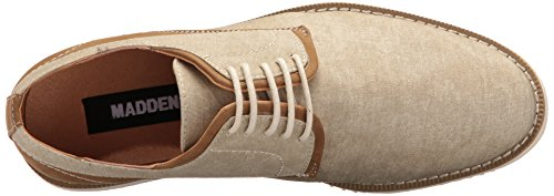 Madden Mens M-facet Oxford Tessuto Naturale