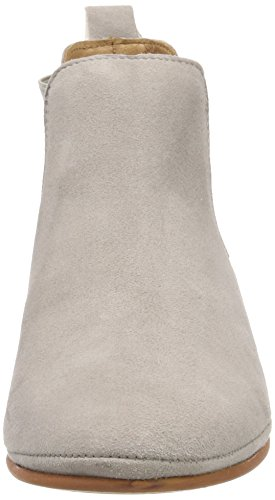 POINTS TEN Stivali New Taupe Grigio TEN Donna POINTS Toulouse Chelsea 46pwp