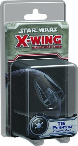 Star Wars X-Wing: TIE Phantom Expansion Pack - Sith Star Wars Miniatures
