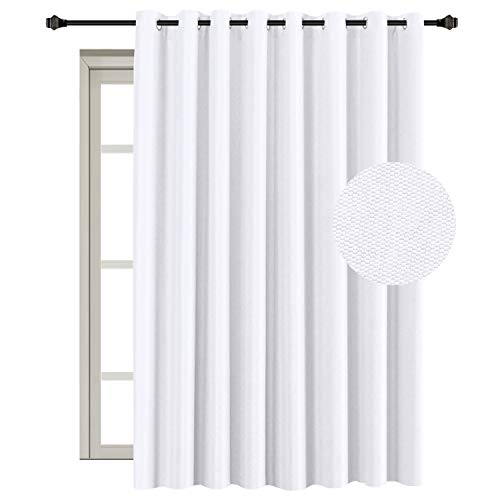 extra wide grommet curtains - 6