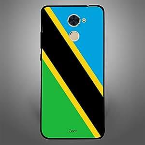 Huawei Y7 Prime Tanzania Flag