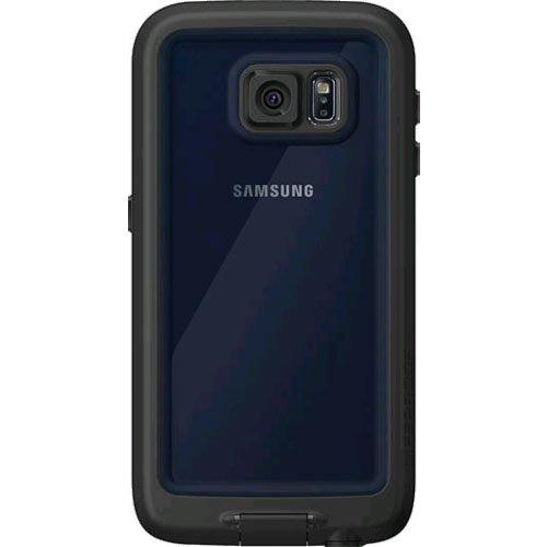LifeProof FRĒ SERIES Waterproof Case for Samsung Galaxy S6 - Retail Packaging - Black