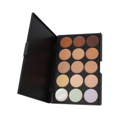 Paleta de maquillaje 15 de Colores TOOGOO por solo 2,70€
