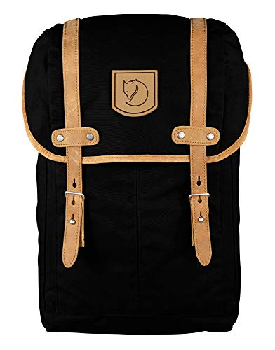 Fjallraven - Rucksack No.21 Small, Black