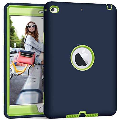 iPad Mini 5 Case, iPad Mini 4 Case - Sevrok [ Minimalist-Series ] Slim Shockproof Defender Hard PC+Silicone Hybrid Protective Armor Cover for Apple 7.9-inch iPad 5th/4th Generation