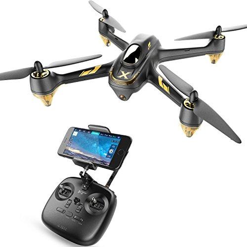 Hubsan H501A X4 Air Pro アドバンス 1080P HDカメラ付きドローン ブラシレスモーター GPS搭載Wifi FPV 操縦可能距離800M 最大飛行時間20分 多機能HT011A送信機 国内認証済