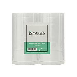 Nutri Lock Sealer Rolls - Commercial Sealing Bags