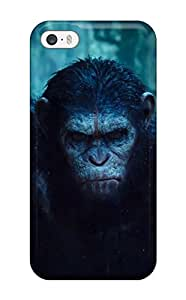 New Dawn Of The Planet Of The Apes Tpu Case Cover, Anti-scratch EUGuxda1518ynNss Phone Case For Iphone 5/5s