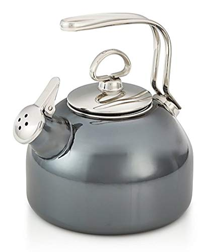 chantal tea kettle onyx - 3