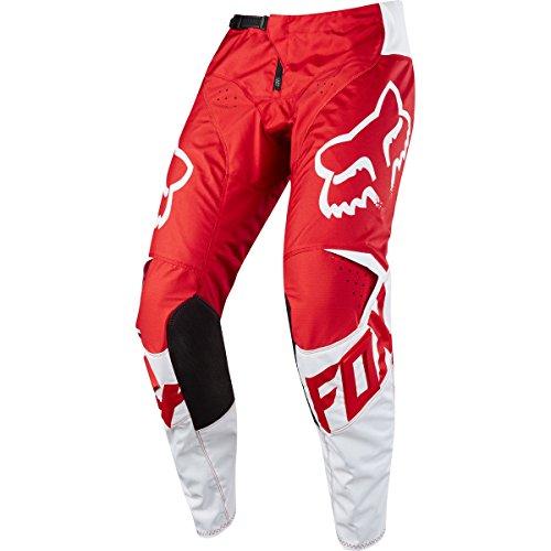Fox Racing 2018 180 RACE PANT RED- (Fox Racing Leather)