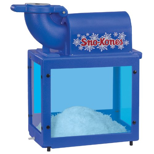 Gold Medal Sno-King Sno-Kone 1888 Ice Shaver, 500 lbs./hr.