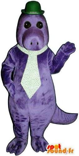 Mascota SpotSound Amazon dinosaurio púrpura adaptable con un ...