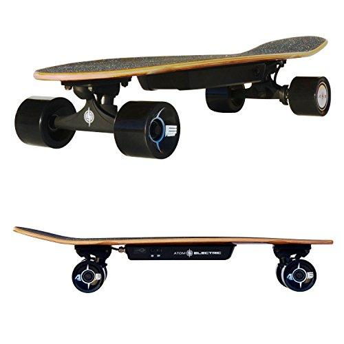 Atom Longboards Atom Electric H.4 Skateboard  400W Hub Motor  55Wh LiIon Battery  Buy Online