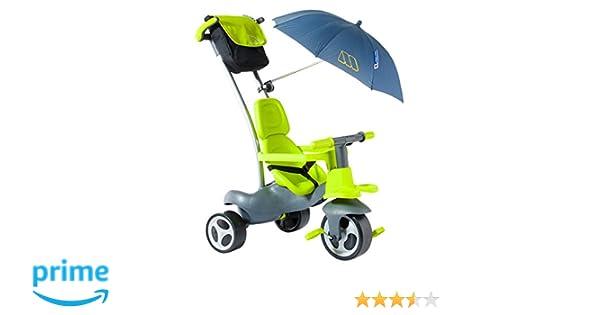 MOLTO - Triciclo Urban Trike, color verde (17202): Amazon.es: Juguetes y juegos