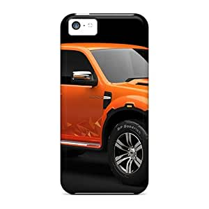 Hot Snap-on Ford Ranger Hard Cover Case/ Protective Case For Iphone 5c