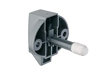 GedoTec Cilindro de presión muebles Cara-cierre para Carvan & Caravana cerradura Espesor madera 13