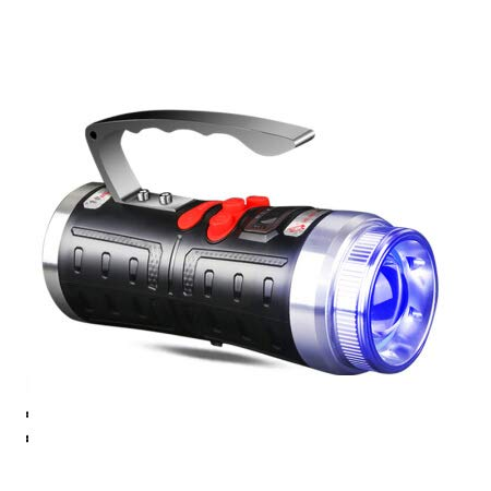 LED Fishing Light Five Light Source Rotating Zoom with Bait Light +1.3 M Big Tripod by TYXZLF (Image #4)