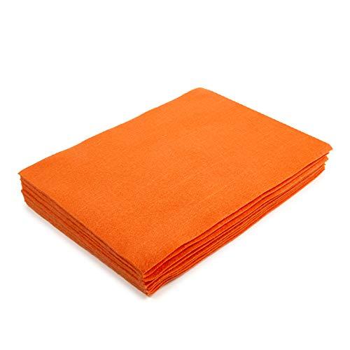 Kunin 9 X 12 Felt Multipack 24 Pack Orange