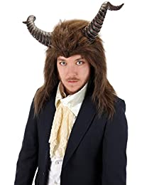 elope Disney Beauty and the Beast Costume Hood with Horns