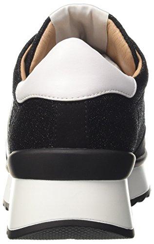 Milano Collo Donna Nero A Twinset Ca7pk3 Basso Sneaker PFxdPZ6q