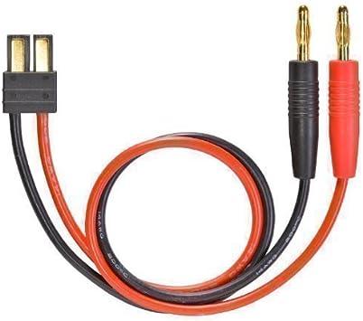 partCore Alta Tensión Cable de Carga Contactos Dorados TRX ...